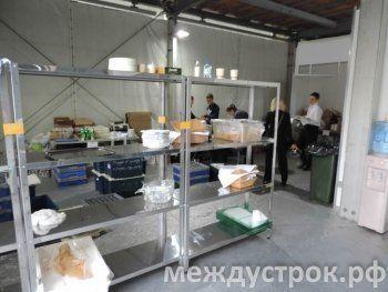 Выставку RAE–2015 в Нижнем Тагиле кормят повара из Сербии