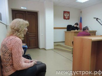 Осуждённая за спил деревьев тагильчанка подала апелляцию