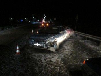 На Серовском тракте в ДТП пострадал пешеход