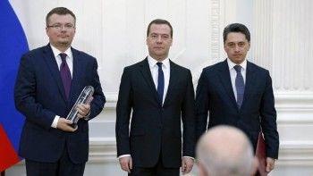 Корпорация «Уралвагонзавод» получила премию правительства