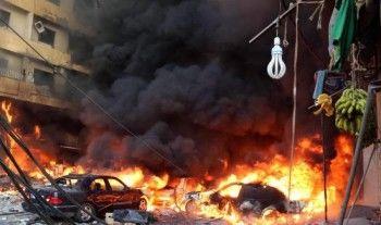 В Ливане 43 человека погибли в устроенном ИГИЛ теракте