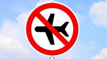 Авиасообщение между Россией и Украиной прекращено
