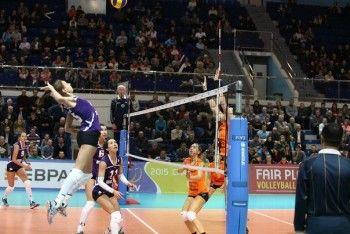 Волейболистки «Уралочки» разгромили «Линц-Штег» в Кубке Вызова