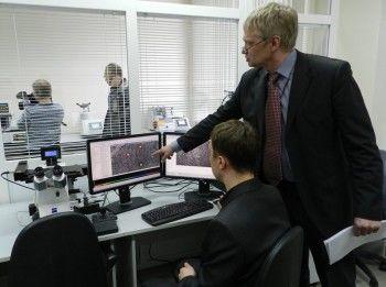 В тагильском филиале УрФУ открылась новая лаборатория