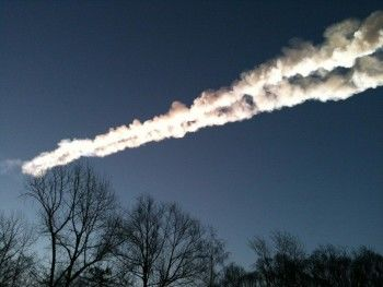 К Земле приближается «двойник» челябинского метеорита