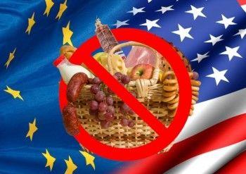 Санкционные продукты пойдут на свалку и корм животным