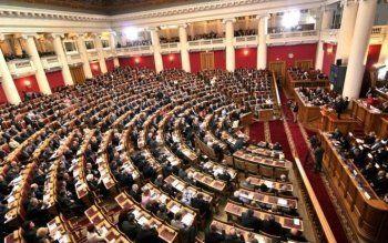 Госдума просит отменить эмбарго для Греции