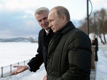 После визита Путина Носов надеется на строительство ещё одного спортобъекта