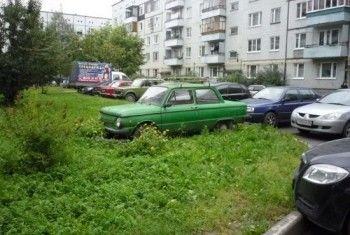 Администрация Нижнего Тагила предложила обустроить парковки в городских дворах