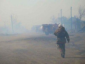 Семеро детей погибли в пожаре на Кубани