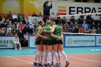 «Спутник» и «Уралочка-НТМК» провели очередные матчи
