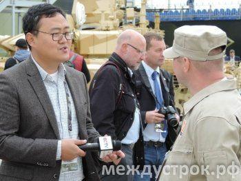 Китайские журналисты похвалили Russia Arms Expo–2015
