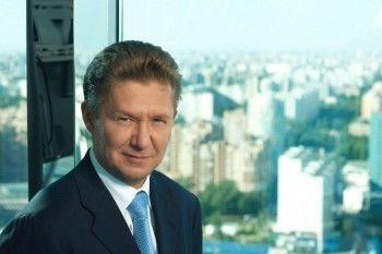 Миллер останется во главе «Газпрома» ещё на пять лет