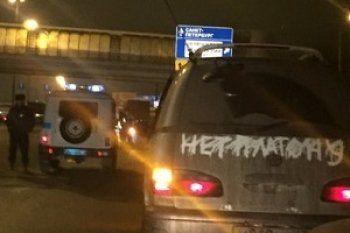Протестующие против «Платона» дальнобойщики собираются на подступах к Москве