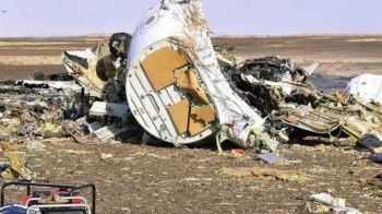 В авиакатастрофе в Египте погибли 212 пассажиров из России