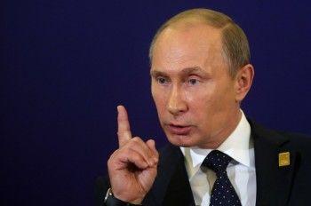 Владимир Путин вернул графу «против всех»