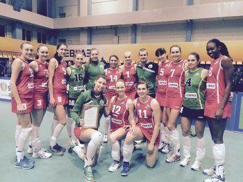 «Уралочка-НТМК» одержала вторую победу подряд