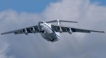 Самолёты в российской раскраске замечены в небе Сирии (ВИДЕО)