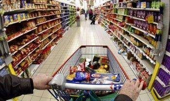 Еда в России подорожала более чем на 10% за полгода
