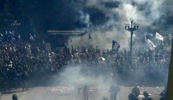 Порошенко: беспорядки у Верховной Рады организовала Россия