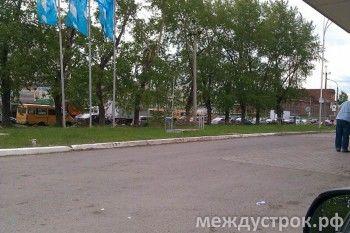 В чем причина огромной пробки между Тагилстроем и центром (ФОТО)