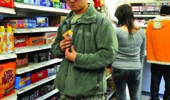Свердловская область попала в лидеры по количеству магазинных краж
