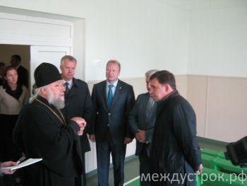 Завершён начальный этап строительства спортзала в православной гимназии Нижнего Тагила
