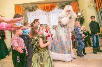 Театр кукол встречает Новый год