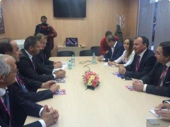 Свердловское правительство на «Иннопроме» договорилось о сотрудничестве с иностранными компаниями