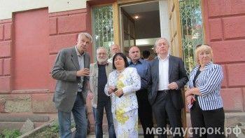 В субботу Сергей Носов посетил «разрушающиеся здания музеев»