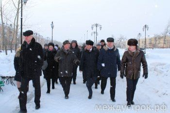 Визит губернатора в Нижний Тагил