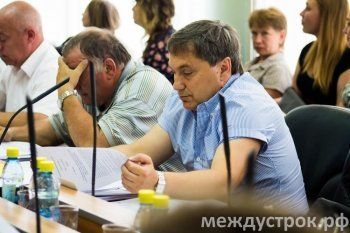 Муринович назвал «уткой» информацию о сложении им полномочий депутата гордумы