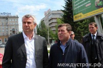 Сергей Константинович, рыбы не будет!
