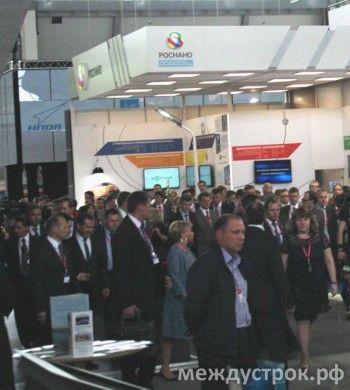 Дмитрия Медведева не подвели к павильону Нижнего Тагила. Сергей Носов расстроен