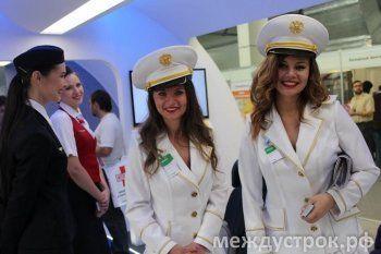Самые красивые девушки Иннопрома-2014