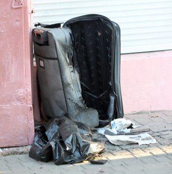 Полицию Нижнего Тагила напугал красный рюкзак