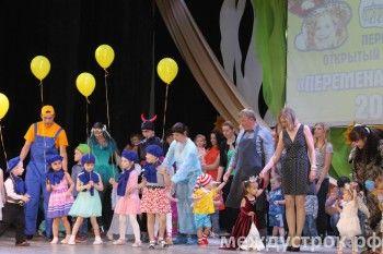В Нижнем Тагиле появилась новая традиция – детский фестиваль «Перемена талантов»