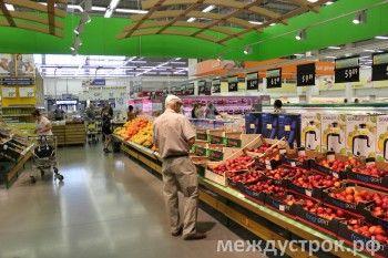 Депутаты предлагают отдать половину полок в магазинах отечественному производителю
