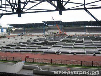 УВЗ обновляет стадион на голом энтузиазме и вопреки