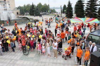 Первый городской Фестиваль рыжих (ФОТО)