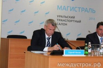 Неприличный жест губернатора: Евгению Куйвашеву не интересно слушать Сергея Носова