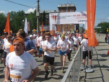 Бег со смыслом. Благотворительная спортивная акция прошла в Нижнем Тагиле (ФОТО, ВИДЕО)