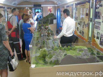 «Победа» приехала в Нижний Тагил на поезде