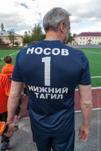 Сергей Носов «первым в России» не стал, но установил личный рекорд