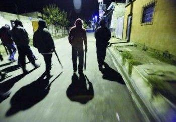 Нападение на офис федеральной сети такси в Нижнем Тагиле попало на камеру видеонаблюдения