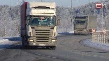 Правительство отсрочило штрафы для дальнобойщиков
