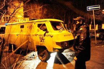 Пьяные инкассаторы в Ревде попали в аварию на служебном авто