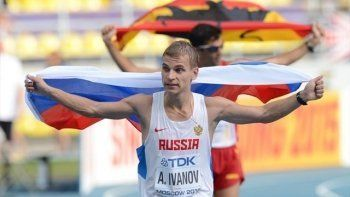 Из-за решения IAAF Олимпиаду-2016 пропустит титулованный уроженец Нижнего Тагила. «Саша шёл в сборной первым номером и был главным претендентом на золотую медаль»
