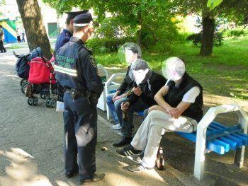 Штрафы за распитие алкоголя в общественных местах вырастут в несколько раз