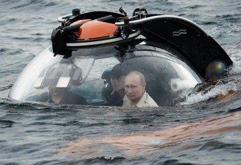 Всплываем! Владимир Путин заявил, что дно кризиса позади